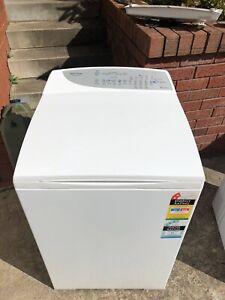 7.5KG Fisher&paykel wash smart washing machine new model