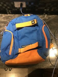 Burton back pack