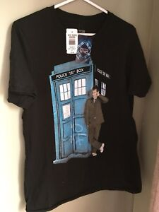 Dr. Who t-shirts (2)