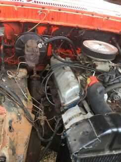 Ford F100 4x4 parts
