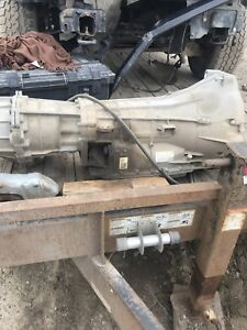 2010 F150 transmission and transfer case