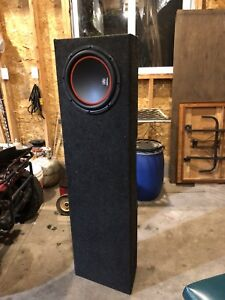 Subwoofer and box 88-98 Chevy