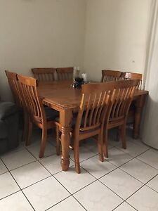 Dining Table Woodroffe Palmerston Area Preview