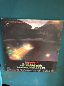 MFP 5594 John Williams Symphonic Suites  LP (Star Wars/ET)