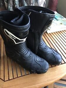 Alpinestars SMX5 Racing Boots Size 9/43