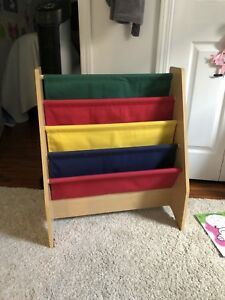 Kid Kraft kids bookshelf