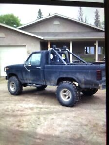 1983 Ford F-150 shortbox 4x4