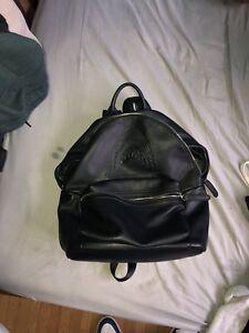 Tiger shark leather backpack