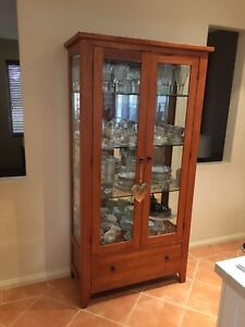 Black Display Cabinet In Perth Region Wa Gumtree Australia Free Local Clifieds