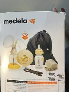 Medela  breast pump-tire lait