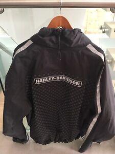 Harley Davidson rain jacket and pants