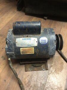 Electric 1hp  motor