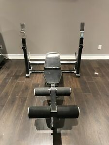 Olympic Weight Bench - PowerTec Strength $500/OBO