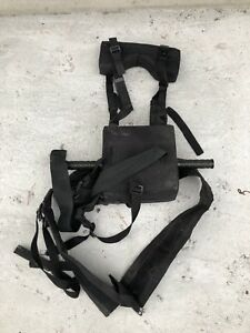 Child harness for motorcycle