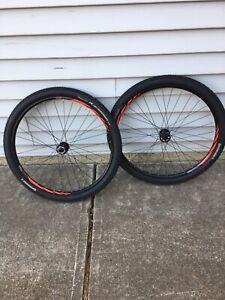 Concept mtb wheels