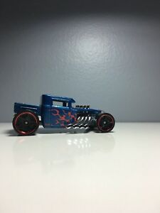 2016 Hot Wheels Bone Shaker