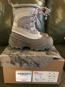 North Face Winter Boots 10t (fits 9t) VGUC