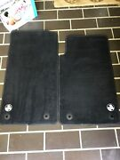 Genuine VF Commodore front floor mats Lindfield Ku-ring-gai Area Preview