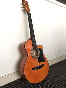 New Alpha Acoustic Guitar Waterloo Inner Sydney Preview
