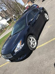 2012 NISSAN MAXIMA SV -  $10,200 AS IS