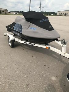 2007 Seadoo GTX 155 - 15 original hours!!!