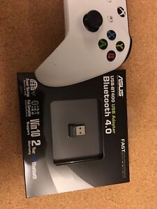 Bluetooth Xbox one controller and USB Bluetooth adapter