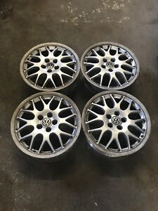 Mags 16 pouces 5x100 VOLKSWAGEN GOLF - TOYOTA COROLLA