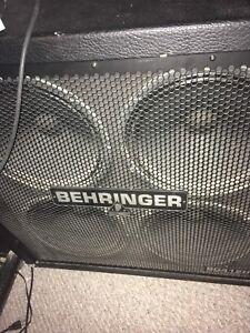 Behringer bg412h 4X12