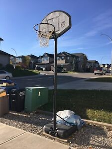 Basketball Net, Adjustable Height
