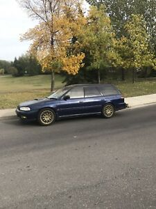97 Jdm Subaru Legacy (twin turbo)