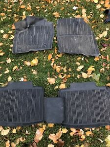 Tapis hiver Ford edge weather tech