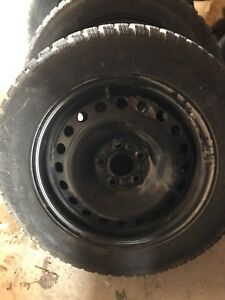Winter Tires for Ford Fusion