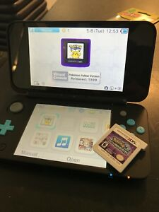 2ds with pokemon ultramoon