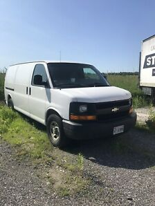 2005 CHEVY EXPRESS 5.3L