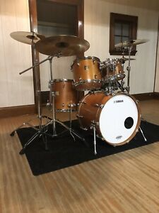 Yamaha Maple Custom Absolute VINTAGE NATURAL