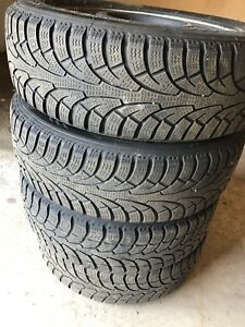 Winter Tires 195/65R15 With Rims