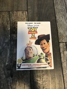 Toy Story 1 & 2 DVD