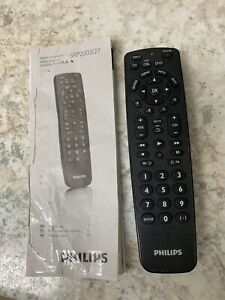Phillips universal remote control.