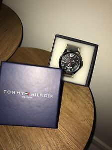 Tommy Hilfiger (men's fashion watch) Fitzgibbon Brisbane North East Preview
