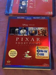 Pixar Short Films Collection Vol 1. Bluray Sealed