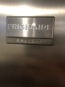 Frigidaire Gallery Stainless fridge freezer