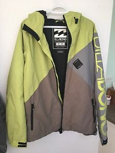 Billabong snowboarding jacket
