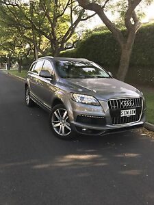Audi Q7 Quattro S-line 2010 SUV 7 seater deisel St Peters Norwood Area Preview