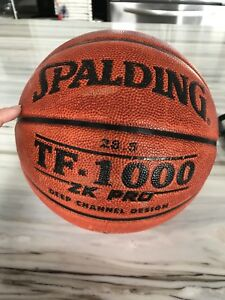 Spalding Ladies Leather Basketball