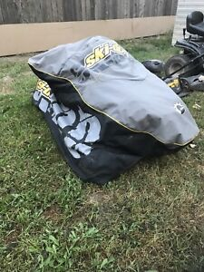 Ski-Doo Rev Trailerable Cover
