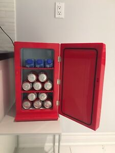 Mini pop fridge