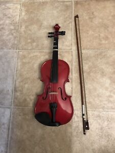 SOLDViolin for decorative purposes only