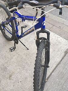 Mountain bike 26 full suspension