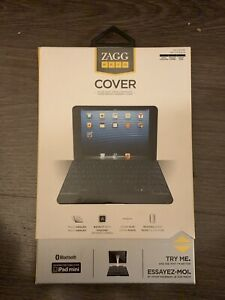 Zagg Versatile Backlit Keyboard for ALL Apple iPad mini MODELS