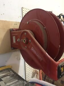 Reel craft Air hose reel
